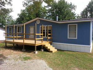 Cabin #10 - Three Bedroom Home